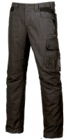PANTALON DE TRAVAIL URBAN GREY IRON U-POWER EXCITING