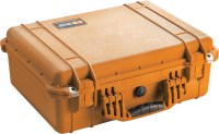 PELICASE 1520 ORANGE sans mousse Soluprotech
