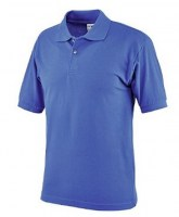 POLO BLEU ROYAL COTON ECO POLO ECO Soluprotech
