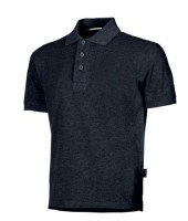 POLO DE TRAVAIL STREET DEEP BLUE U-POWER ENJOY