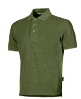 POLO DE TRAVAIL STREET OLIVE GREEN U-POWER ENJOY