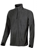PULL MICROPOLAIRE DE TRAVAIL ARTIC BLACK CARBON U-POWER ENJOY