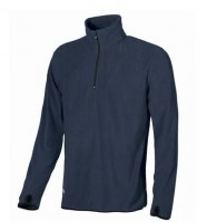 PULL MICROPOLAIRE DE TRAVAIL ARTIC DEEP BLUE U-POWER ENJOY
