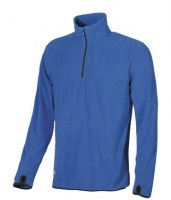 PULL MICROPOLAIRE DE TRAVAIL ARTIC BLUE NEON U-POWER ENJOY