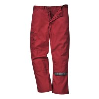 Pantalon Bradford bordeaux PORTWEST