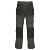 Pantalon bicolore gris Arizona PORTWEST