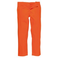 Pantalon de travail Bizweld orange PORTWEST