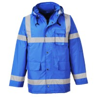 Parka Iona Lite bleu royal PORTWEST
