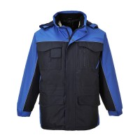 Parka RS bicolore marine / royal PORTWEST