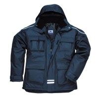 Parka RS multipoches marine PORTWEST