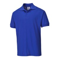Polo Naples bleu royal PORTWEST