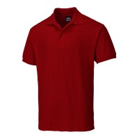 Polo Naples bordeaux PORTWEST