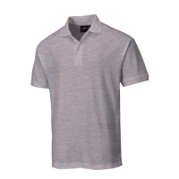 Polo Naples gris chiné PORTWEST