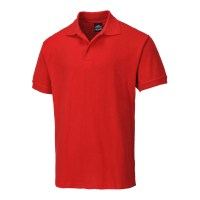 Polo Naples rouge PORTWEST