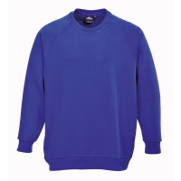 Sweatshirt Roma bleu royal PORTWEST