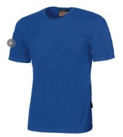 T-SHIRT DE TRAVAIL SEA BLUE COBALT U-POWER ENJOY