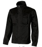VESTE DE TRAVAIL FOX BLACK CARBON U-POWER SMART