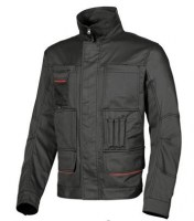 VESTE DE TRAVAIL SHAKE BLACK CARBON U-POWER HAPPY
