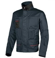 VESTE DE TRAVAIL SHAKE DEEP BLUE U-POWER HAPPY