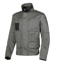 VESTE DE TRAVAIL SHAKE STONE GREY U-POWER HAPPY