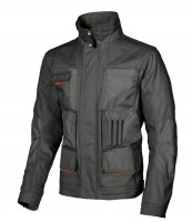 VESTE DE TRAVAIL SKATE BLACK CARBON  U-POWER DON'T WORRY
