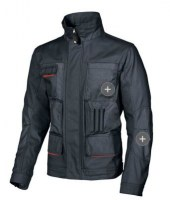 VESTE DE TRAVAIL SKATE DEEP BLUE U-POWER DON'T WORRY