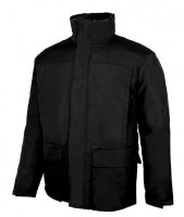 VESTE MATELASSÉE DE TRAVAIL TANGO BLACK CARBON U-POWER SMART