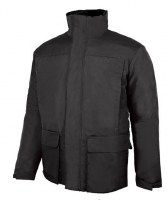 VESTE MATELASSÉE DE TRAVAIL TANGO GREY METEORITE U-POWER SMART
