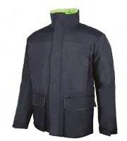 VESTE MATELASSÉE DE TRAVAIL TANGO MIDNIGHT BLUE U-POWER SMART