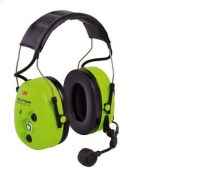 Casques de communication 3M WS Headset Ground mechanic Hi-Viz