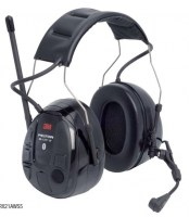 Casque Peltor WS Alert XP Radio FM/AM électronique à modulation sonore et Bluetooth 3M
