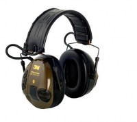 Casque de communication Peltor 3M Sportac WS avec Bluetooth