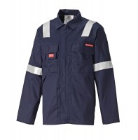 Veste de protection Dickies Pyrovatex Marine