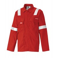 Veste de protection Dickies Pyrovatex Rouge