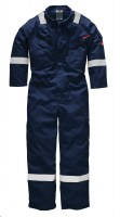 Combinaison Dickies Pyrovatex Coverall Marine