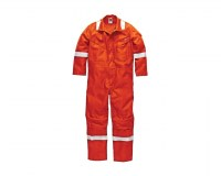 Combinaison Anti Feu Dickies Daletec Premium Orange