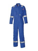 Combinaison Anti Feu Dickies Carrington Pyrovatex Antistatique Bleu Roi