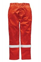 Pantalon Anti Feu Dickies Ignifugé Modacrylique Orange