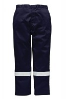 Pantalon de protection Dickies Aramid 210 gsm Antistatique Marine