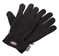 Gants de Protection Polaires Dickies Thinsulate Noirs
