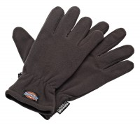 Gants de Protection Polaires Dickies Thinsulate Gris