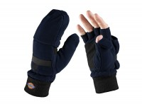 Gants de Protection Mitaines Polaires Dickies Bleu Marine