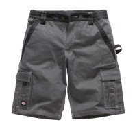 SHORT DICKIES INDUSTRY 300 Gris/Noir