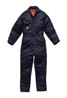 COMBINAISON DE TRAVAIL DICKIES Lined Coverall Marine