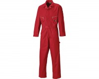 COMBINAISON DE TRAVAIL DICKIES Deluxe Coverall Rouge