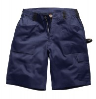 SHORT DICKIES DUO TONE 210 GR Marine/Noir
