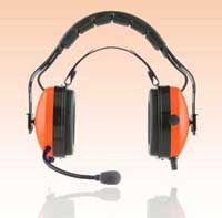 Aviation  Casque radio CT-DECT pour la maintenance soluprotech