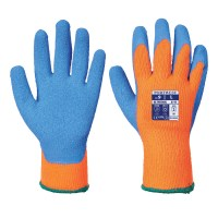 Gant de travail, Gant Cold Grip orange / bleu PORTWEST