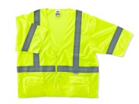 Gilets standards GLOWEAR 8325Z  FERMETURE ECLAIR