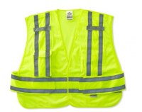 Gilet incident GLOWEAR 8244PSV EXTENSIBLE